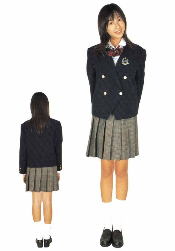 初高中校服